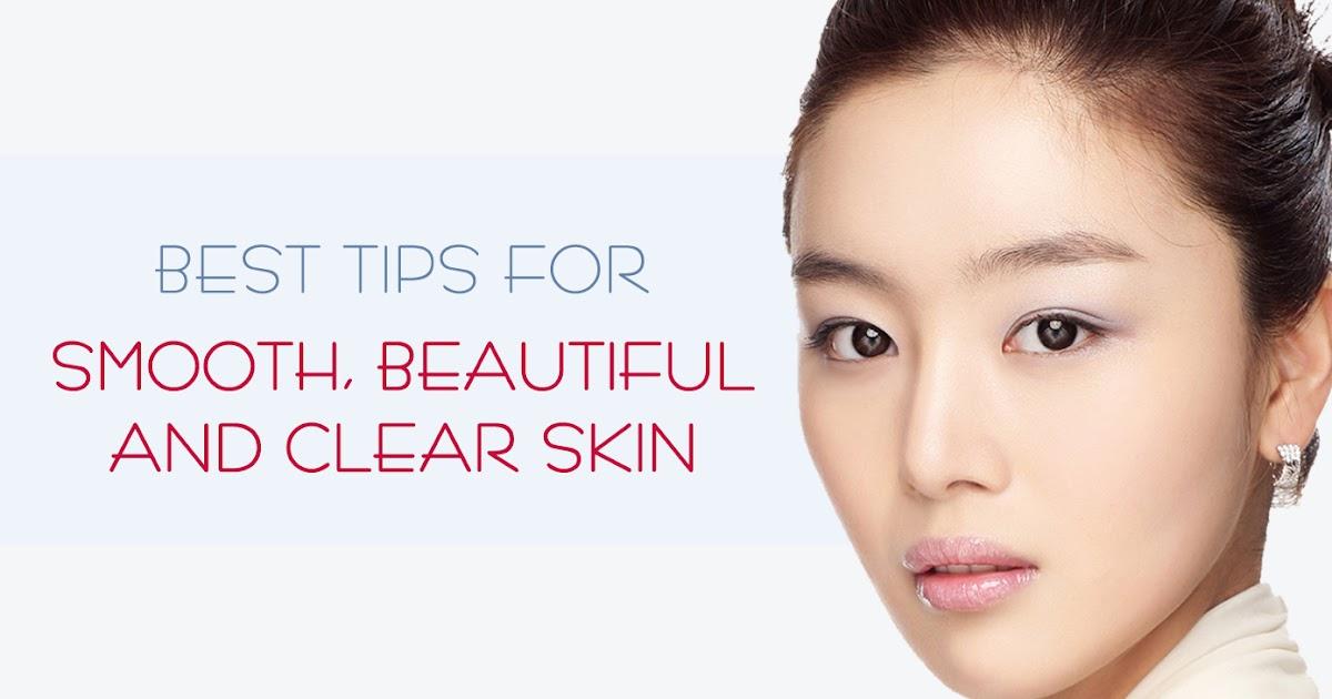 10 mẹo hàng đầu để có làn da đẹp và trong trẻo