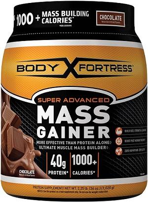 Body Fortress® Super Advanced Mass Gainer