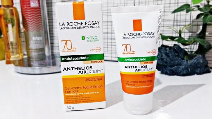 La Roche Posay Anthelios Airlicium FPS 70 com Cor