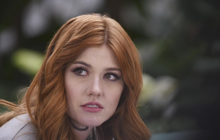 Performers Of The Month - August Winner: Outstanding Actress - Katherine McNamara