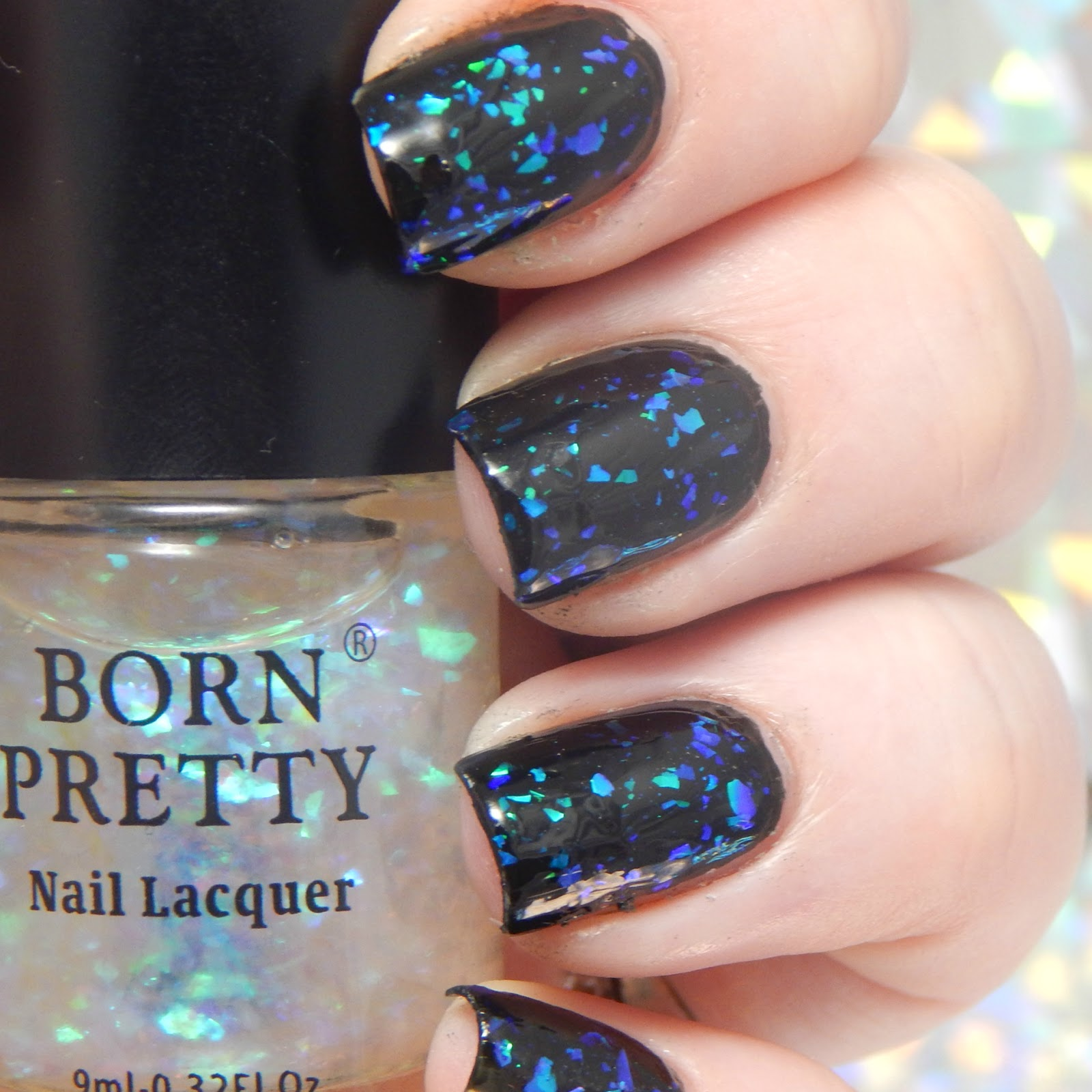 Nail Cake Born Pretty Store Review: FairyTales Nails: Born Pretty Store Chameleon Nail Polish