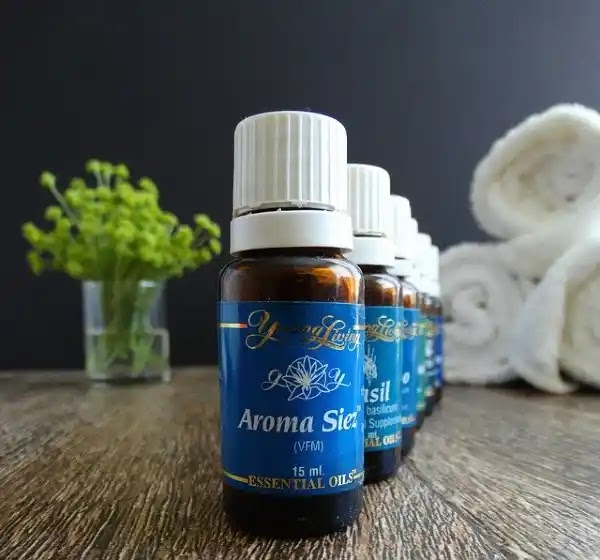 essential oils for blood pressure