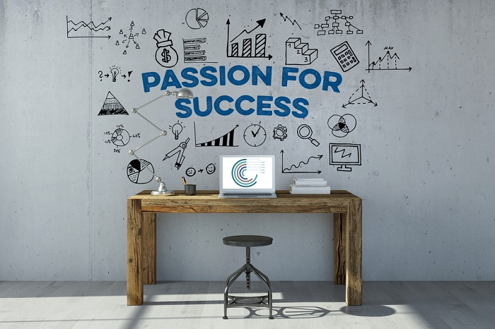 Passion Is A Powerful Tool