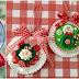 Decora tu árbol navideño con estas hermosas esferas de fieltro