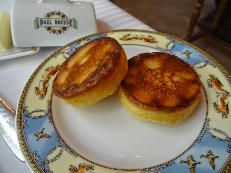 Accompagnement restaurant Paul Bocuse à Collonges.