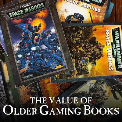 The Value of Older Gaming Books