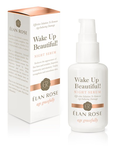 Wake Up Beautiful! Elan Rose Skin Products