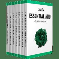 Cymatics – Essential MIDI Collection Bundle