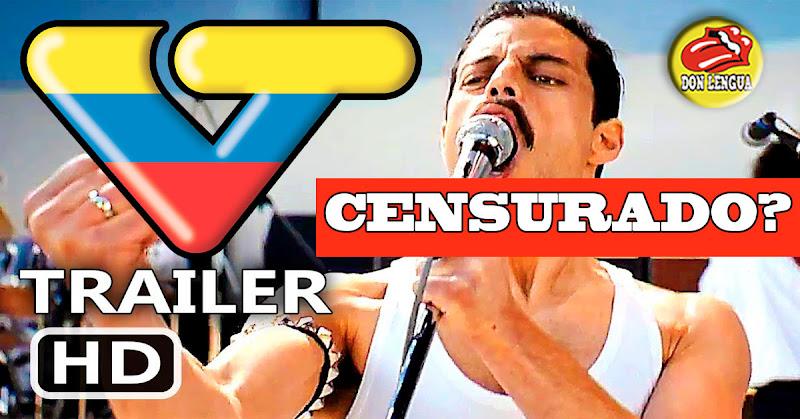 VTV asegura que la película de Queen no será transmitida en Venezuela por veto de FOX