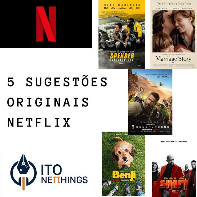 5 grandes filmes originais Netflix!