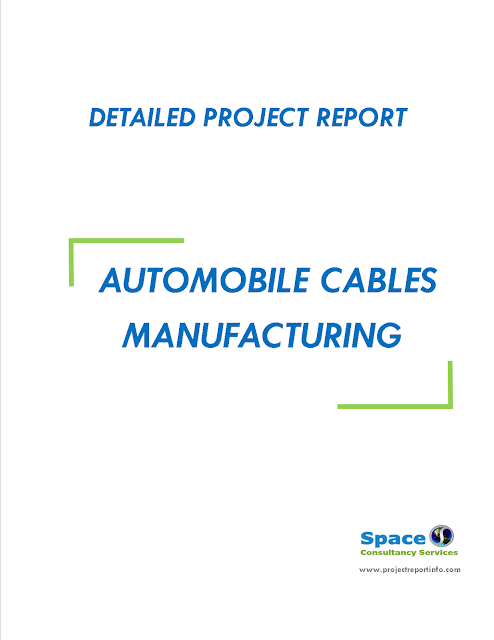 Project Report on Automobile Cables Manufacturing