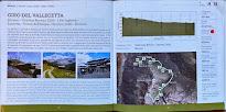 "Page from bormio.eu brochure - description of ""Giro del Vallecetta"" for bikers and hikers."