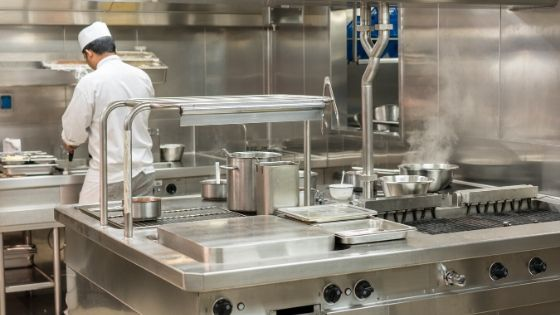 Will Commercial Kitchen Tech Transform the Food Industry Space