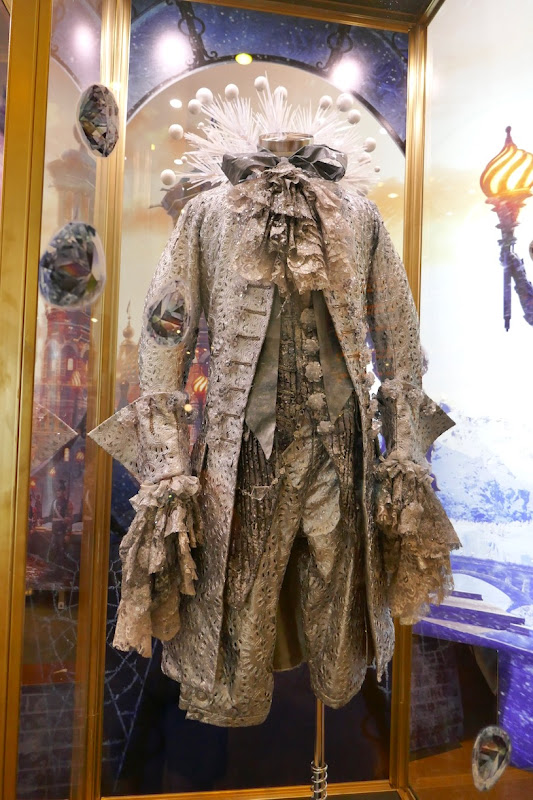 Richard E Grant Nutcracker Four Realms Shiver costume