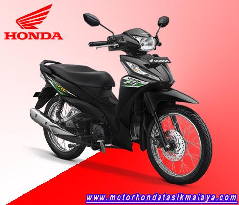 Brosur Kredit Motor Honda Revo Tasikmalaya