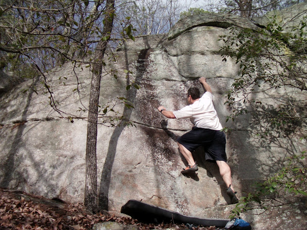 Upstate Bouldering Guide Revealed