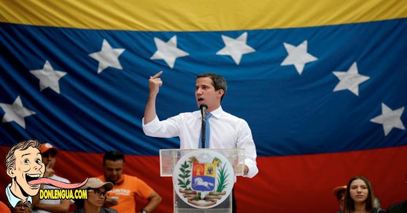 """Juan Guaidó aclara que el Oro que tiene en Londres no va a ser utilizado """"Por ahora"""""""