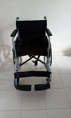 Light weight fordable wheel chair