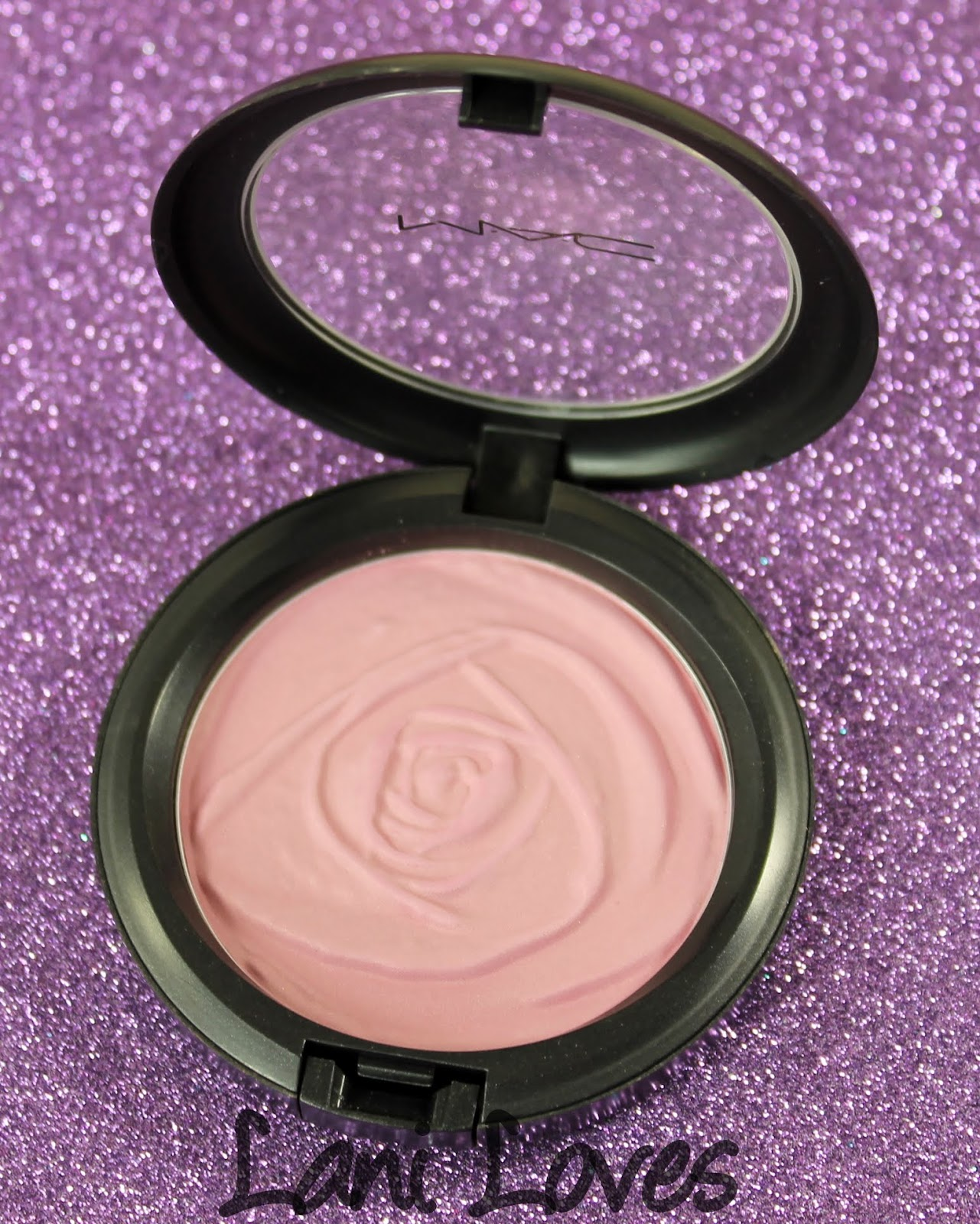 MAC Monday: Summer Rose Beauty Powder Swatches & Review