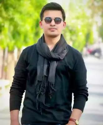 Shubhankar Mishra biodata