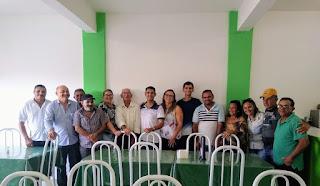 Em Baraúna, Partido dos Trabalhadores decide apoiar projeto político de Josenildo da Farmácia