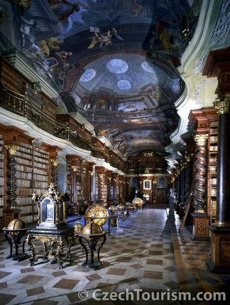 Biblioteca Nacional (Praga, República Checa)