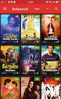 Update Terbaru Aplikasi Nonton Film India Subtitle Indonesia di Android