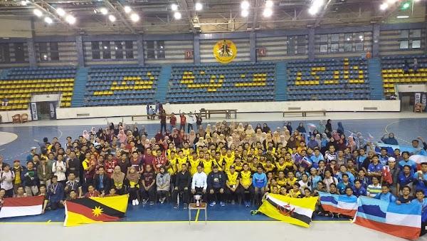 (Revisi) Libatkan 3 Negara Sekaligus, Borneo Cup Menjadi Salah Satu Kompetisi Olahraga Berskala Internasional Untuk Pelajar Wafidin di Mesir