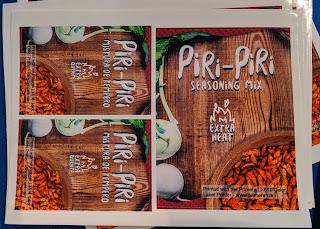 LX610 Print/Die Cut