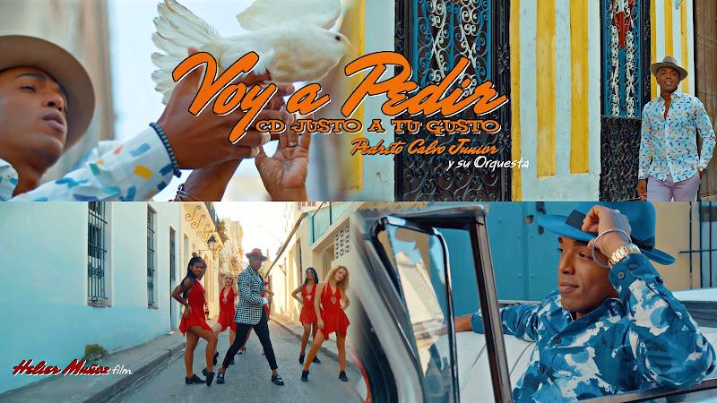 Pedrito Calvo Junior y su Orquesta - ¨Voy a pedir¨ - Videoclip - Director: Helier Muñoz. Portal Del Vídeo Clip Cubano