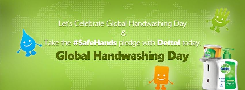 Global Handwashing Day Wishes Photos