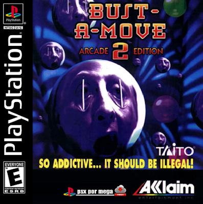 descargar bust a move arcade edition psx mega