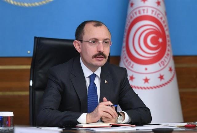 Ticaret Bakanı Muş'tan AB Liderler Zirvesi öncesinde Gümrük Birliği'nin güncellenmesi değerlendirmesi