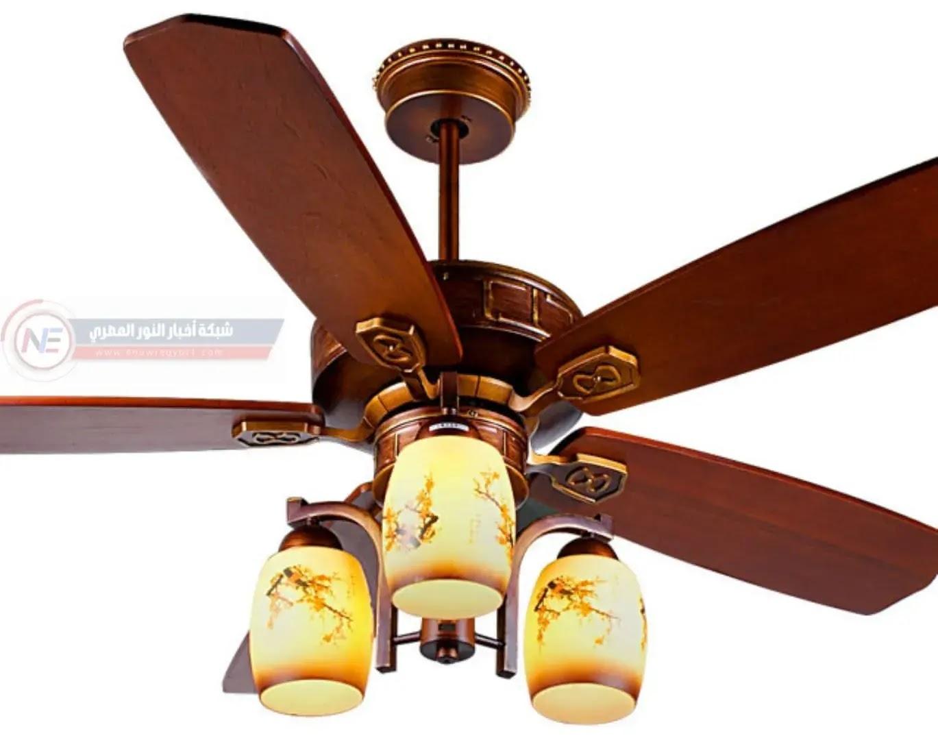 أسعار المراوح في مصر 2021 | سعر مروحة السقف - ستاند - المكتب - حائط - جميع المركات.. السعر الجديد علي دخول الصيف