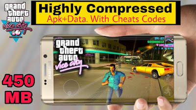 GTA VC HIGHLY COMPRESSED FOR ANDROID | WITH CELO CHEATS || GAMEPLAY | HINDI | CRAZY FOR GAME