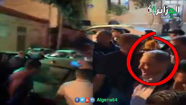 بالفيديو ...طرد المترشح للرئاسيات بن فليس في مطعم بحي بابا حسن