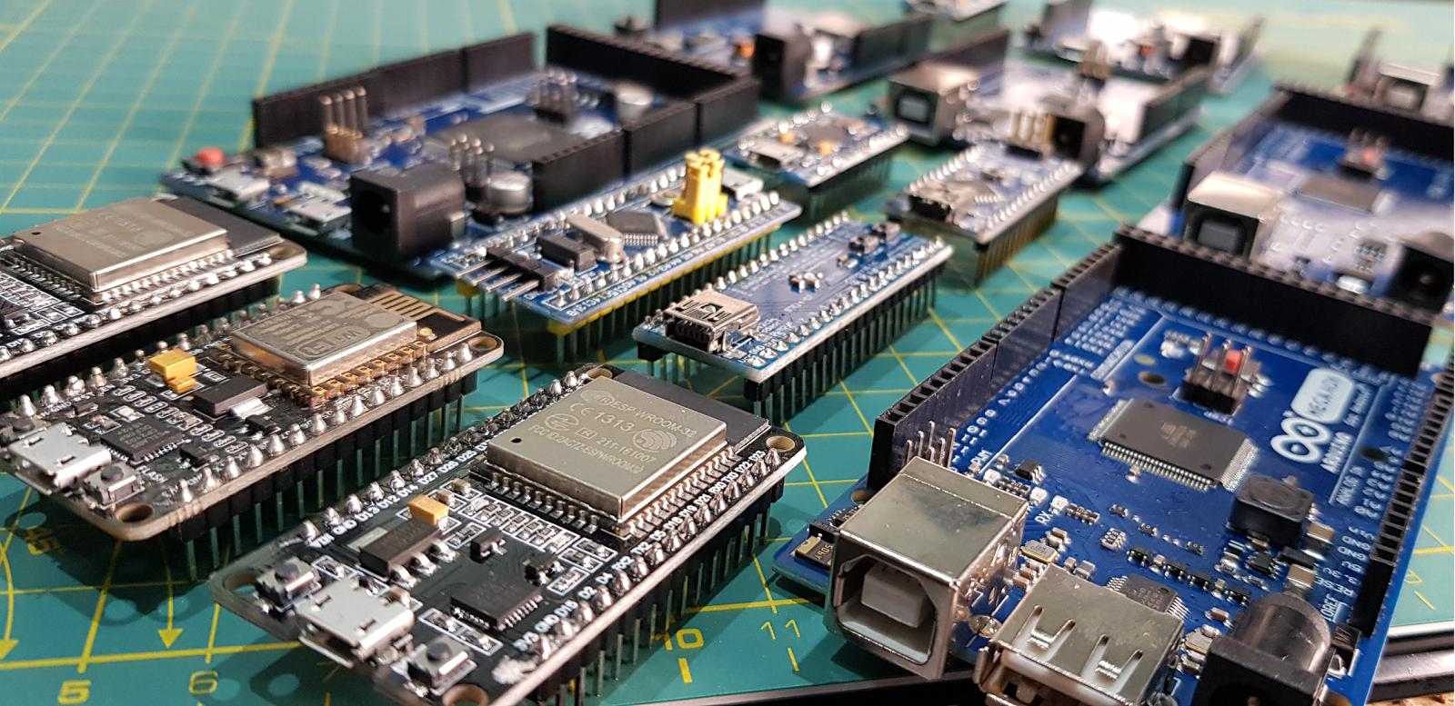 SpeedTest: Arduinos – ESP32/8266s – STM32 - Fernando K Tecnologia
