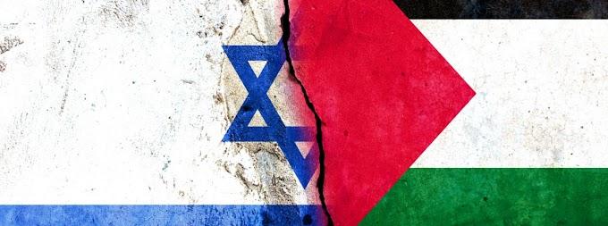 İsrail ve Filistin Güncesi - Giriş