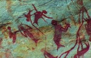 san%252Csudafrica - Pinturas milenarias como altamira en donde se describen sirenas