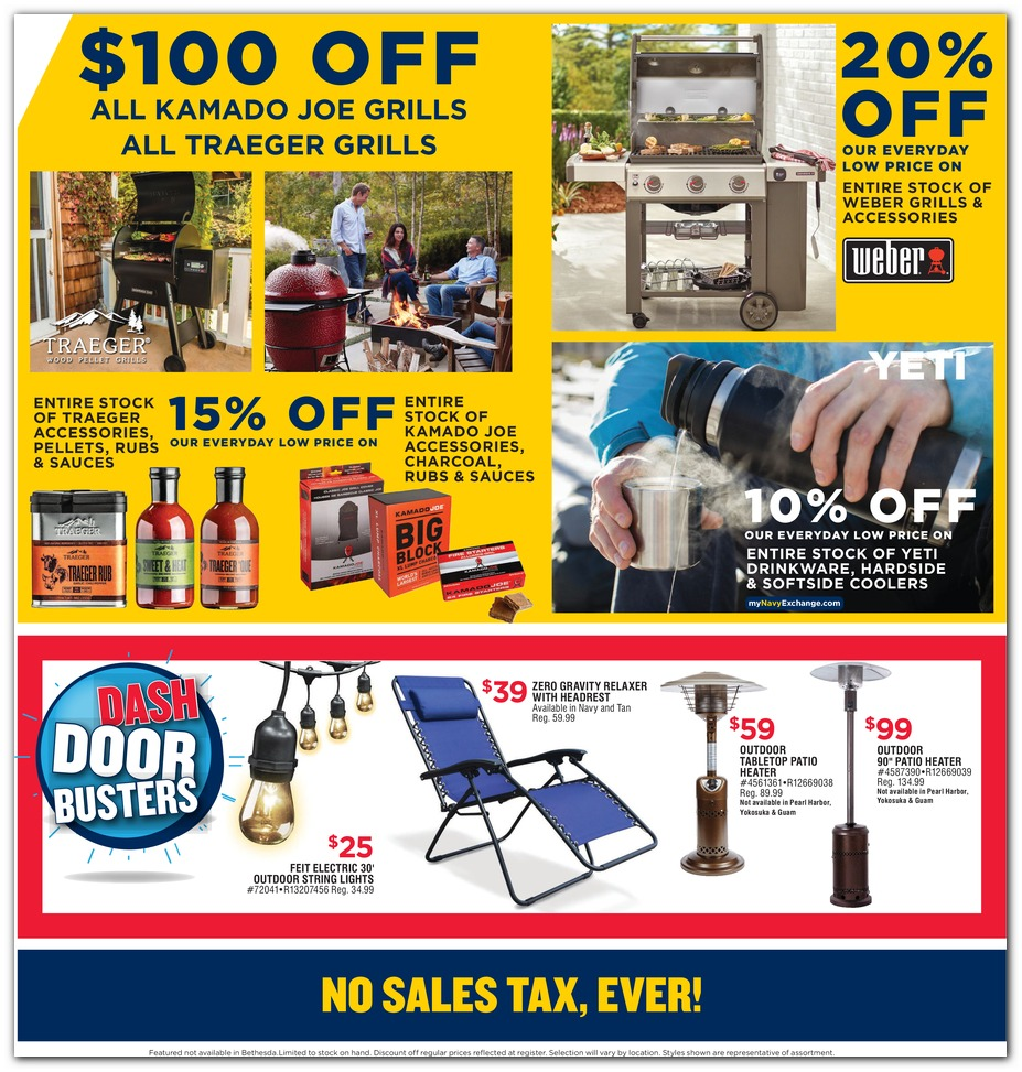 Navy Exchange Black Friday 2019 page 23