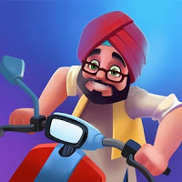 Download Rash Riders Mod Apk v1.6 (Unlimited Coins/Lives)