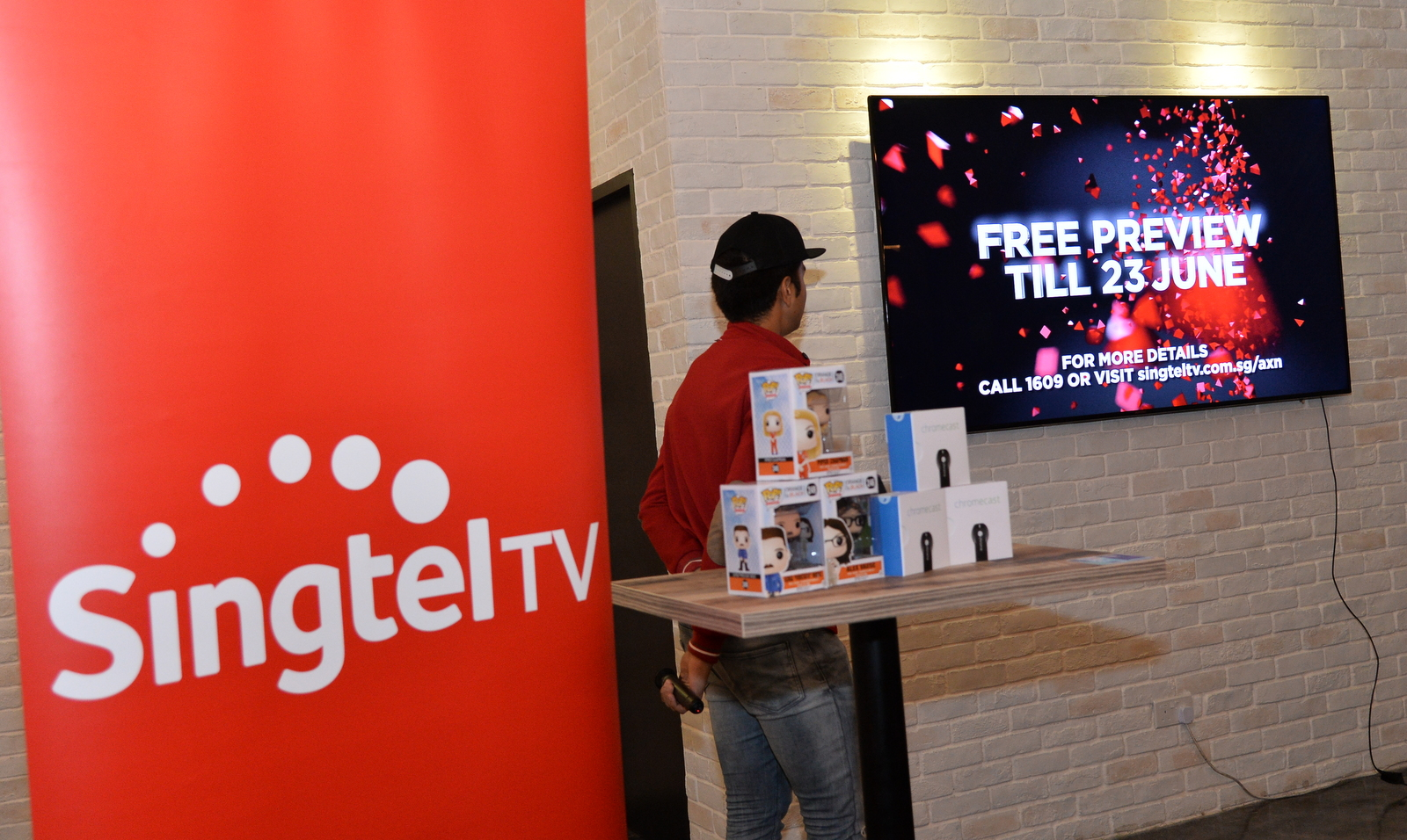 ChewyJas: [EVENT] Go with Singtel TV GO event at Elements & Co