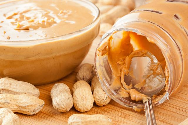 Beneficios da Pasta de Amendoim, Engorda