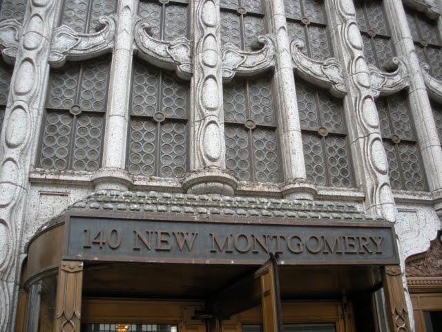 San Francisco City Guides Art Deco Walking Tour - Pacific Telephone and Telegraph Building