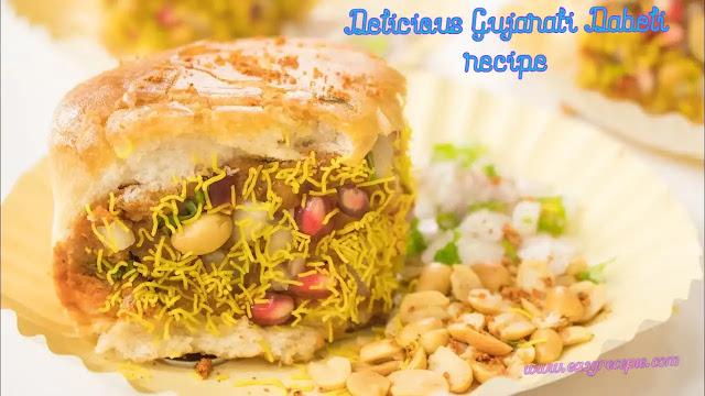 Delicious Gujarati Dabeli recipe easy to make at home
