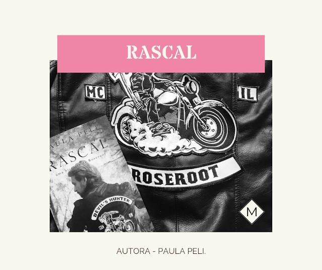 Resenha | Rascal e Entrevista com a Autora