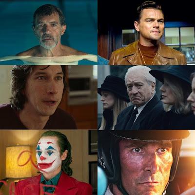 Favoritos mejor actor Oscars