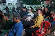 Ketua Pewarta Ikuti Tahlilan Malam Ketiga Orangtua Bendahara Koti PP Kota Medan