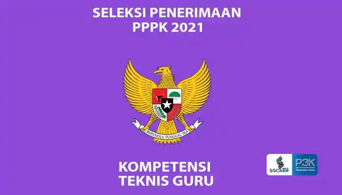 Prediksi Soal PPPK (P3K) Kompetensi Teknis Guru