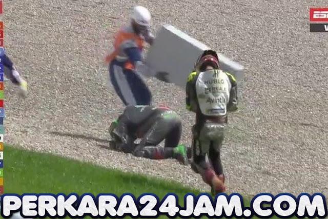 Johann Zarco Bakal Jalani Operasi Karena Tabrakan Di Austria